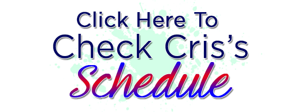 click here to check cris's schedule, Magic Class, Cris Johnson, Magic Workshop, magic lessons, library show