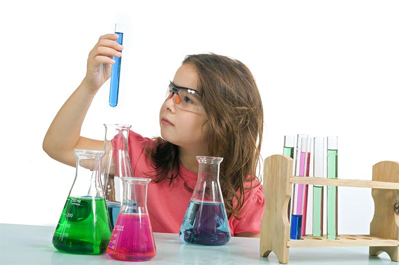 wacky science show