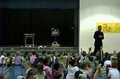 anti-bullying school assembly