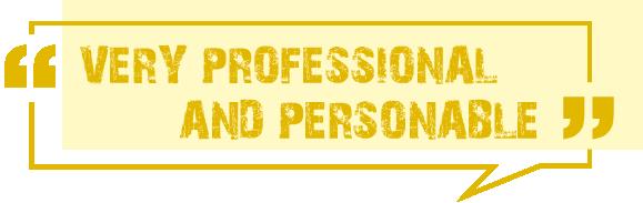 professionalpersonable