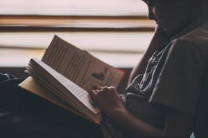 Cris Johnson Summer Reading