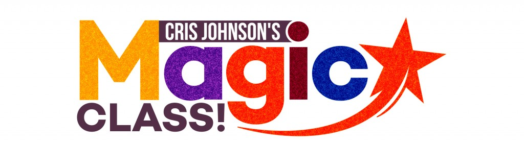 Magic Class, Cris Johnson, Magic Workshop, magic lessons, library show