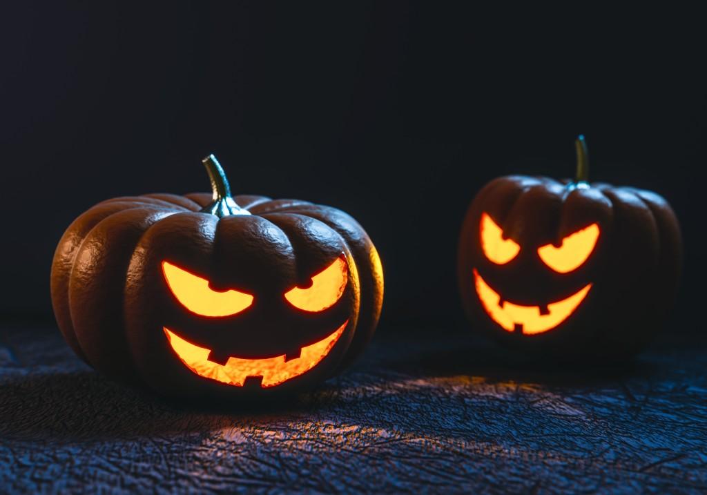 Cris Johnson Halloween Family