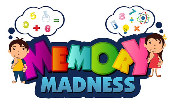 Memory Madness, Memory Skills, Study skills, school assembly, memory skills assembly