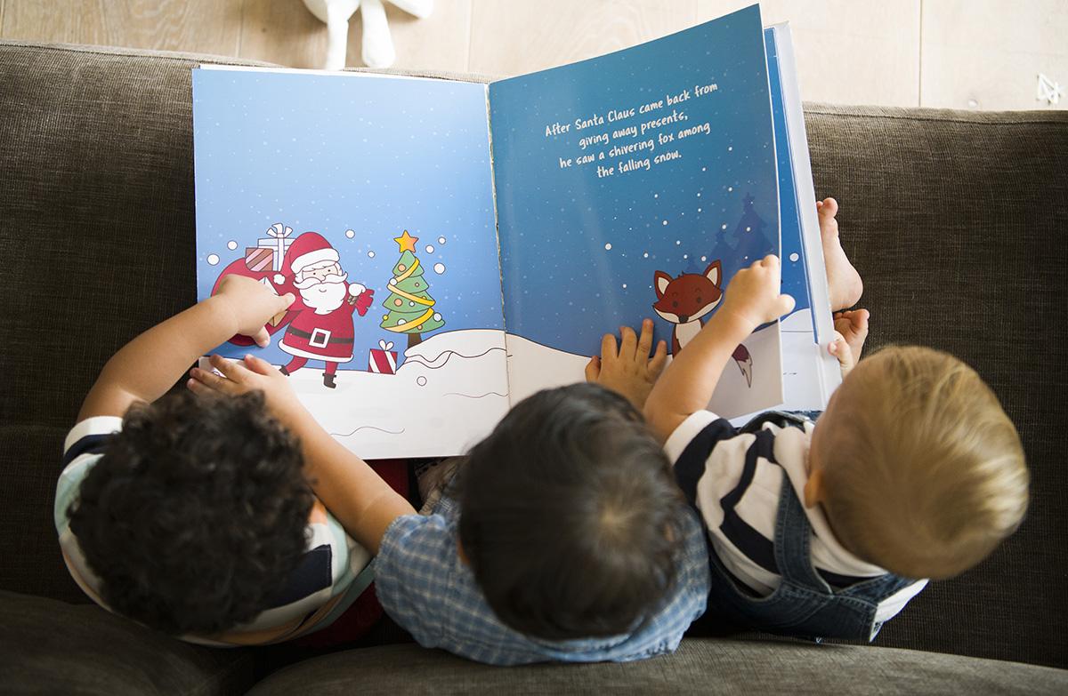 Cris Johnson, holiday books, Christmas books, Hanukkah books, kwanzaa books, reading, literacy
